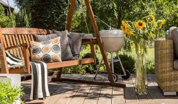 Home & Garden: How to Build a Metal Fire Bowl